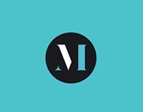Viva Media identity and brand refresh