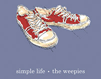 The Weepies CD Cover