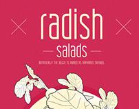 Poster Salads