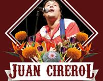 Juan Cirerol en Santiago de Chile