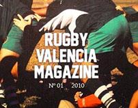 Rugby Valencia Magazine