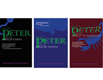 Peter and the Starcatchers Book Trilogy