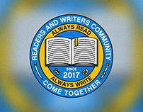 Logo Readers and writers community.