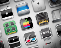 Icons - The complete iPhone Rumor Roundup