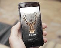 Dear Deer Records // Branding