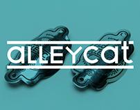 Typeface Alleycat