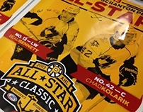 2013 WBS Penguins All-Star Poster