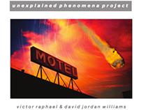 unexplained phenomena project - the book