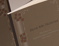Book Cover: Dear Mr. Hunter