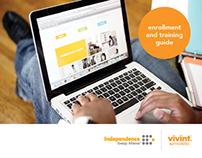 Vivint Enrollment and Training Guide