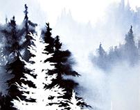 Forest Indigo