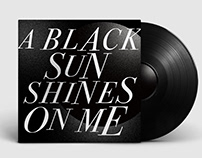 a black sun shines on me EP by muqdisho