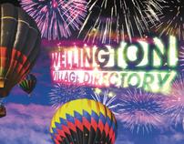 2009 Wellington Village Directory Cover