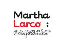 Martha Larco: Espacio