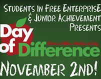 Promotional Flyer: Day of Difference