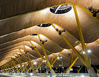 Madrid-Barajas Airport / Photography