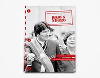 """Rojo & Negro"" Magazine"