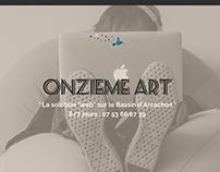 bannière site web