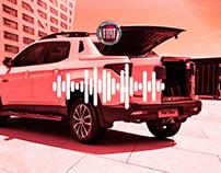 Fiat Toro l Radio Lanzamiento