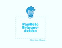 Panfleto Brinquedoteca