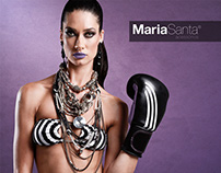 Advertising Campaign // Maria Santa