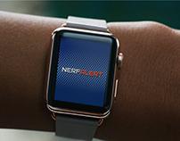 NERFALERT                     A multi-screen gaming app