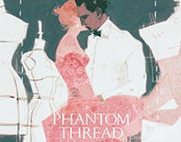 Phantom Thread | Alternative Poster