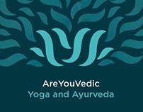 AreYouVedic Yoga and Ayurveda Branding