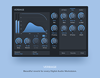 Audio Plug-In UI Concept