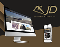 JD Charpente & Couverture | Website