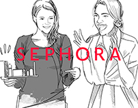SEPHORA - Roughs