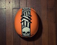 Razzle Dazzle Helmet