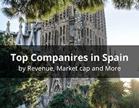 Top Companies in Spain