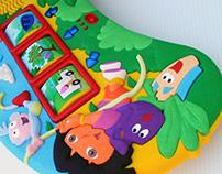 Foam  Models - Toys