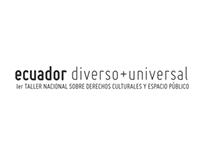 Ecuador diverso + universal