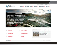 Allnorth Website 2013