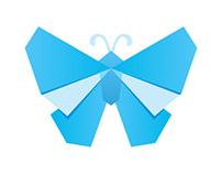 Arte com Origami / Logotipo
