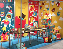 Oddcats! Stand Design