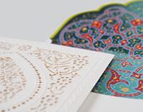 'Lebaran' Card : Indonesia Printer