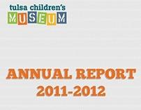 Tulsa Children's Museum Annual Report