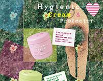 ad- Hygienic Cream