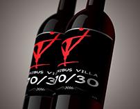 Wine Label Design Vol:1