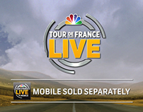 NBC Sports Tour de France Sweepstakes Promo