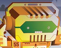 ROBOT GIF ANIMATIONS