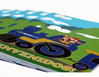 Children Game & Color Book