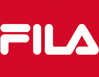 Fila - New site Design