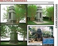 "one of Indonesia heritage ""Candi Cangkuang"""