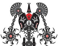 Victorian Robots (2008/09)