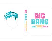 Big Bang Mini Album Collection