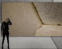 Casting Concrete with Fabrics & Poly Carbonate